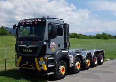 Eicher Transporte AG, TGS 50.500 10x4-6 BL II, 18.6.2018